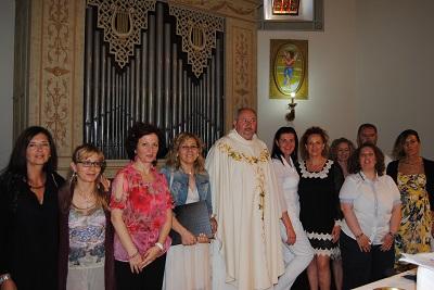 Il Coro parrocchiale